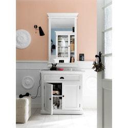 NovaSolo Furniture Halifax Portrait Mirror