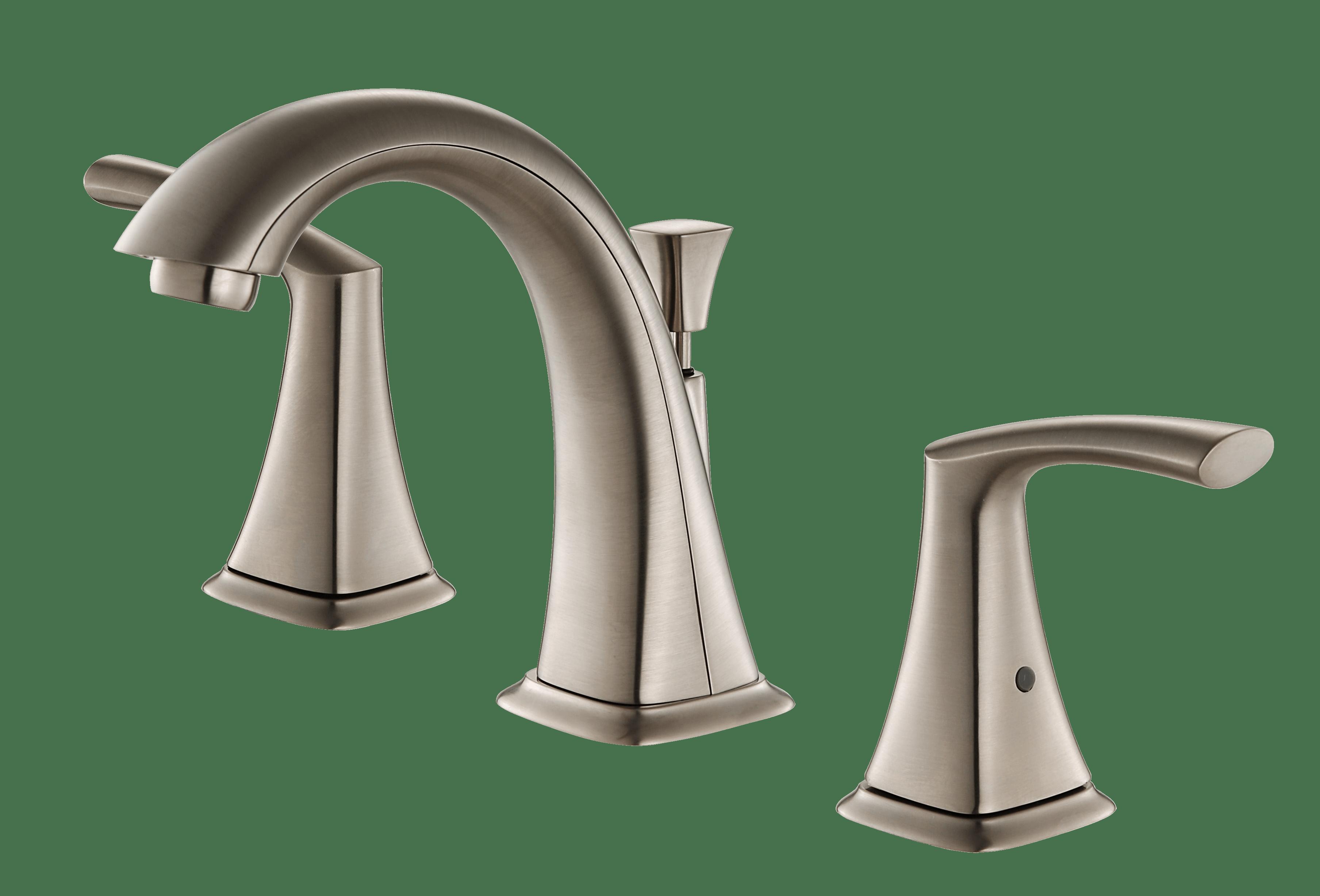 Dual Levers Bathroom Faucet 0