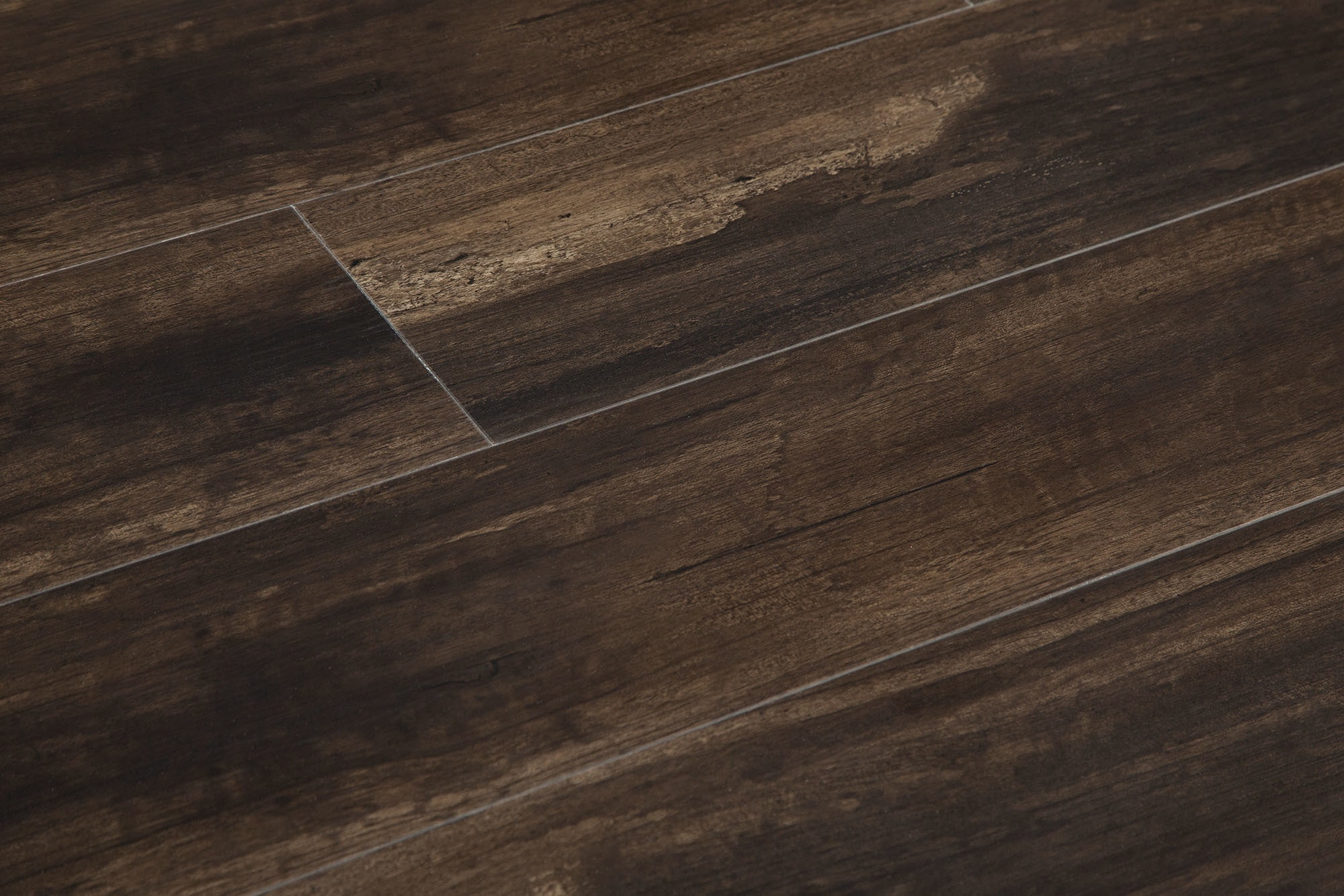 Sample Vesdura Vinyl Planks Influence Collection-Elm 5.5mm SPC Click Lock