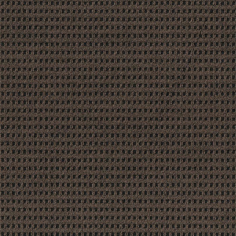 """Espresso / 24"""" x 24"""" Carpet Tiles - 24"""" x 24"""" - Pinpoint Collection 0"""