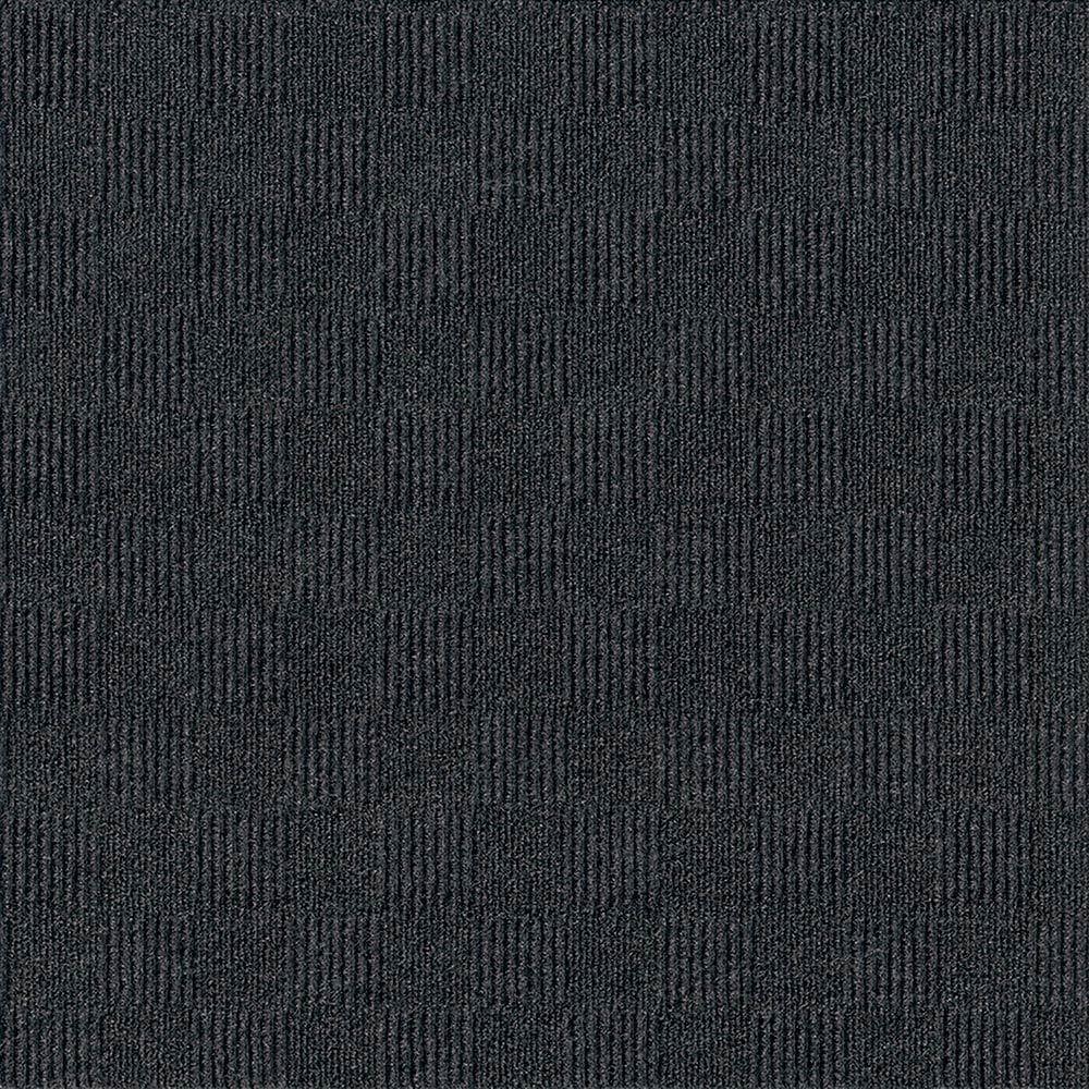"Black Ice / 24"" x 24"" Carpet Tiles - 24"" x 24"" - Crawford Collection 0"