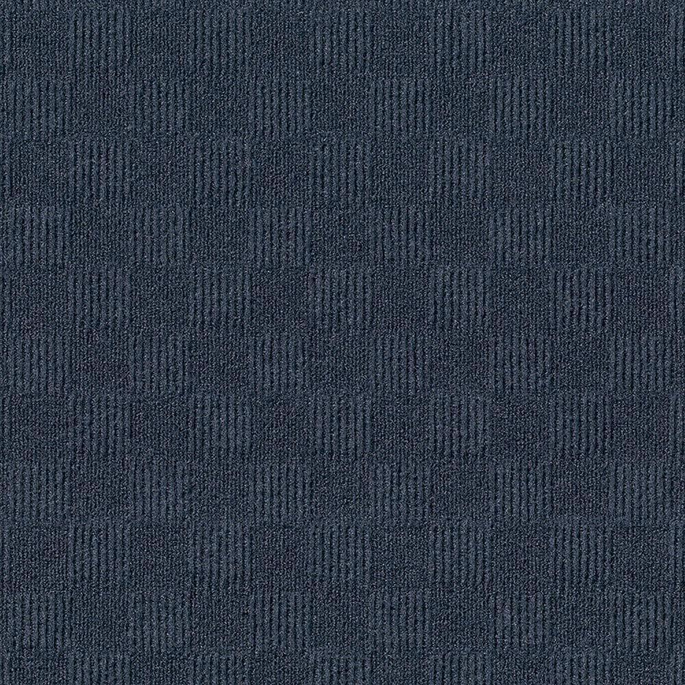 "Ocean Blue / 24"" x 24"" Carpet Tiles - 24"" x 24"" - Crawford Collection 0"