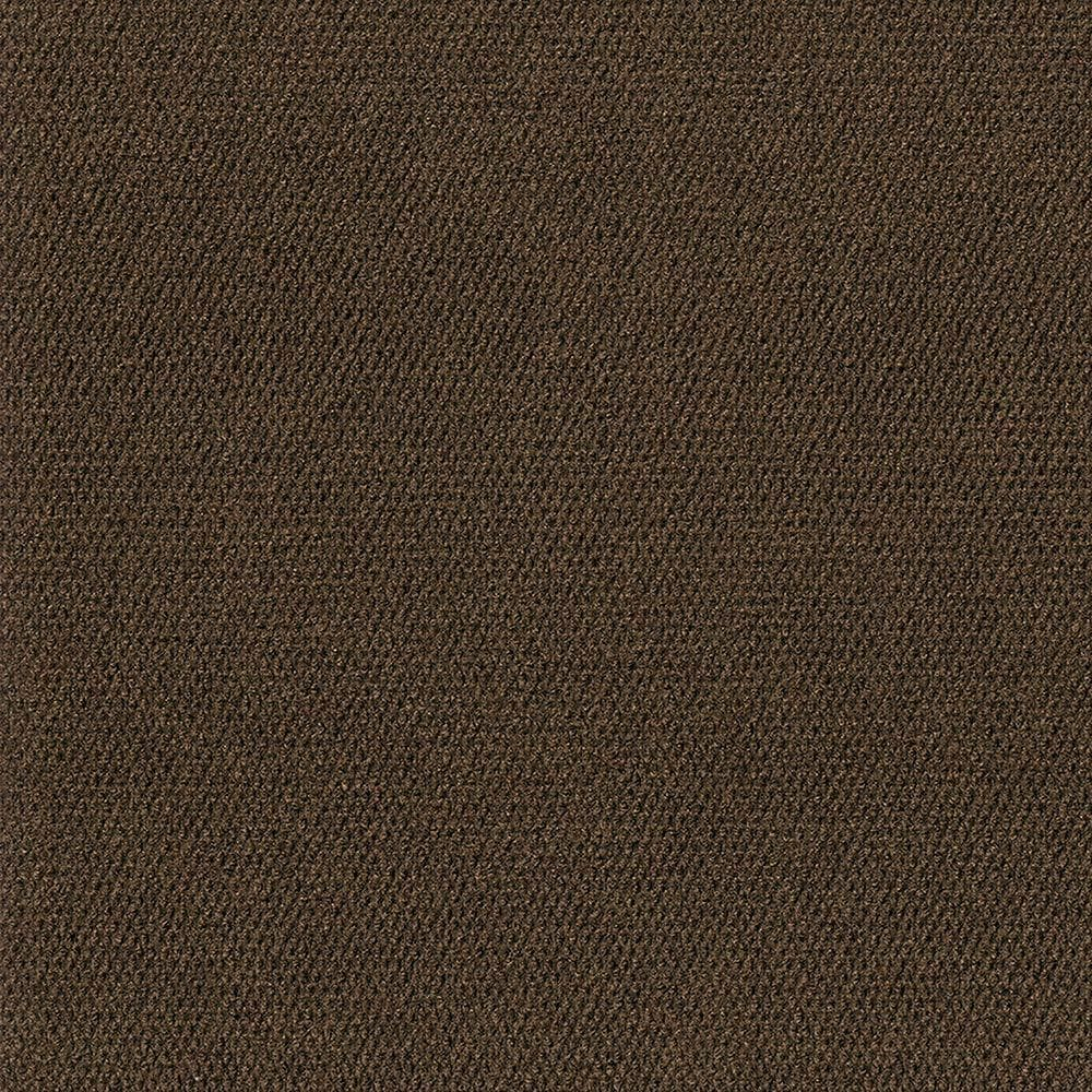 "Mocha / 24"" x 24"" Carpet Tiles - 24"" x 24"" - Prominence Collection 0"