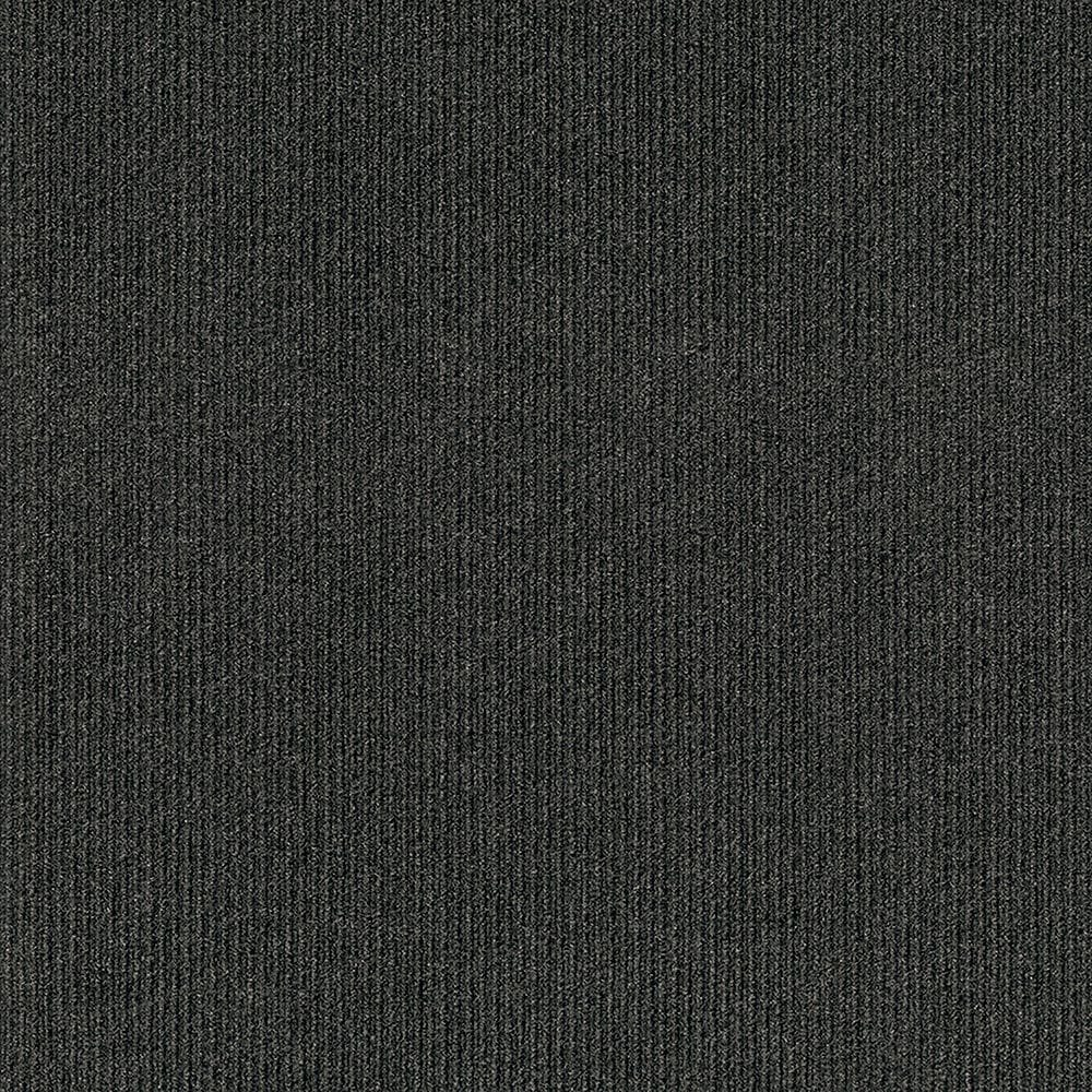 "Black Ice / 24"" x 24"" Carpet Tiles - 24"" x 24"" - Cordele Collection 0"
