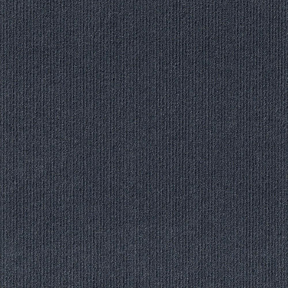 "Ocean Blue / 24"" x 24"" Carpet Tiles - 24"" x 24"" - Cordele Collection 0"