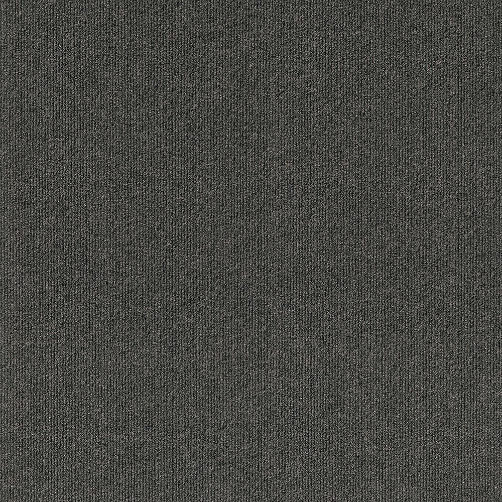 """Black Ice / 24"""" x 24"""" Carpet Tiles - 24"""" x 24"""" - Succession Collection 0"""
