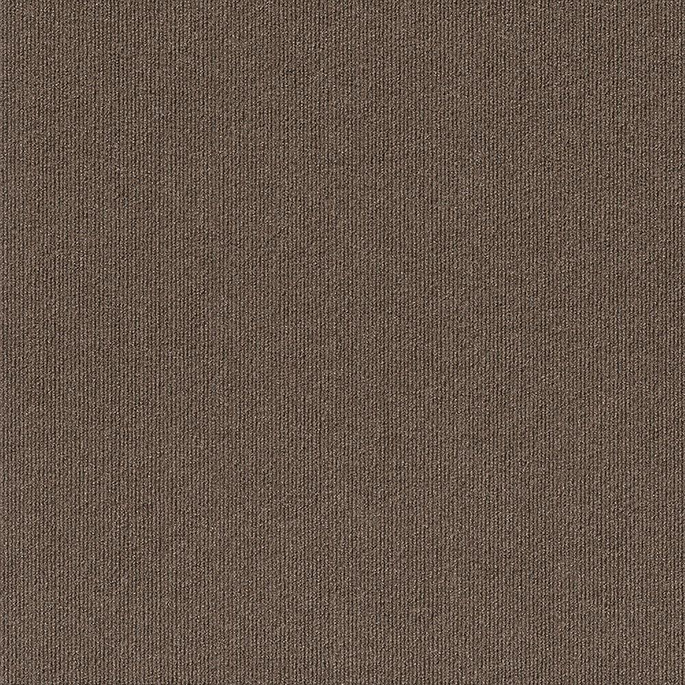 """Espresso / 24"""" x 24"""" Carpet Tiles - 24"""" x 24"""" - Succession Collection 0"""