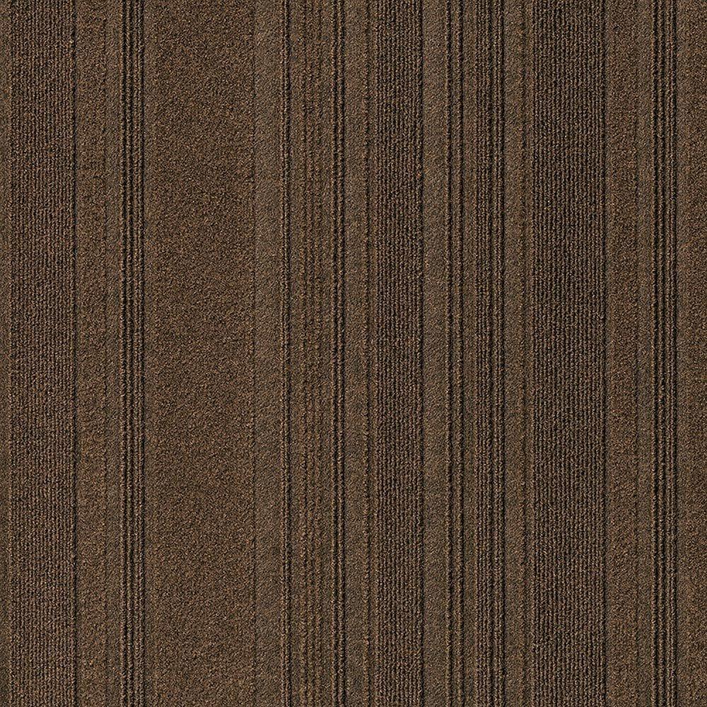 "Mocha / 24"" x 24"" Carpet Tiles - 24"" x 24"" - Concord Collection 0"