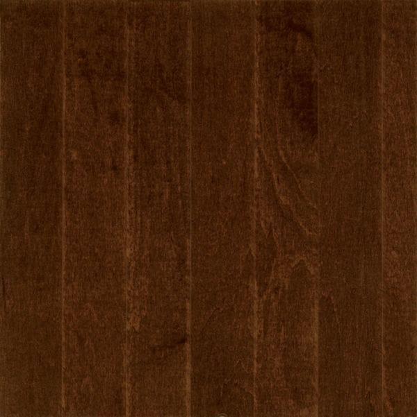 """Cocoa Brown / Maple / 5"""" Turlington 5"""" Plank 0"""