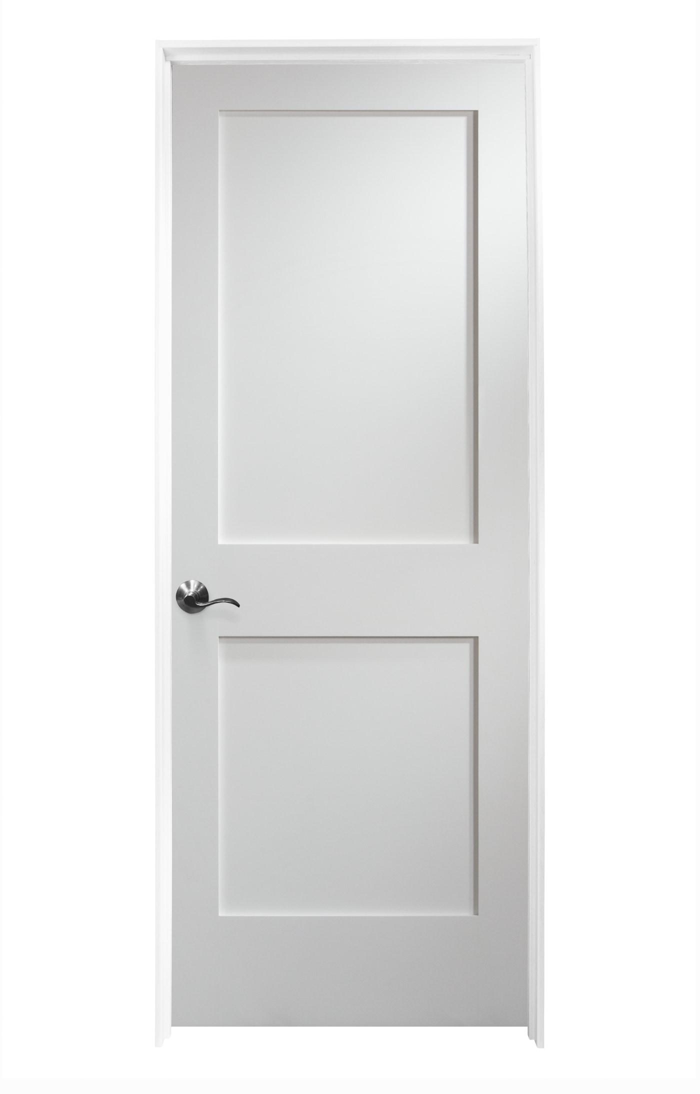 Pre Painted Black Interior Doors