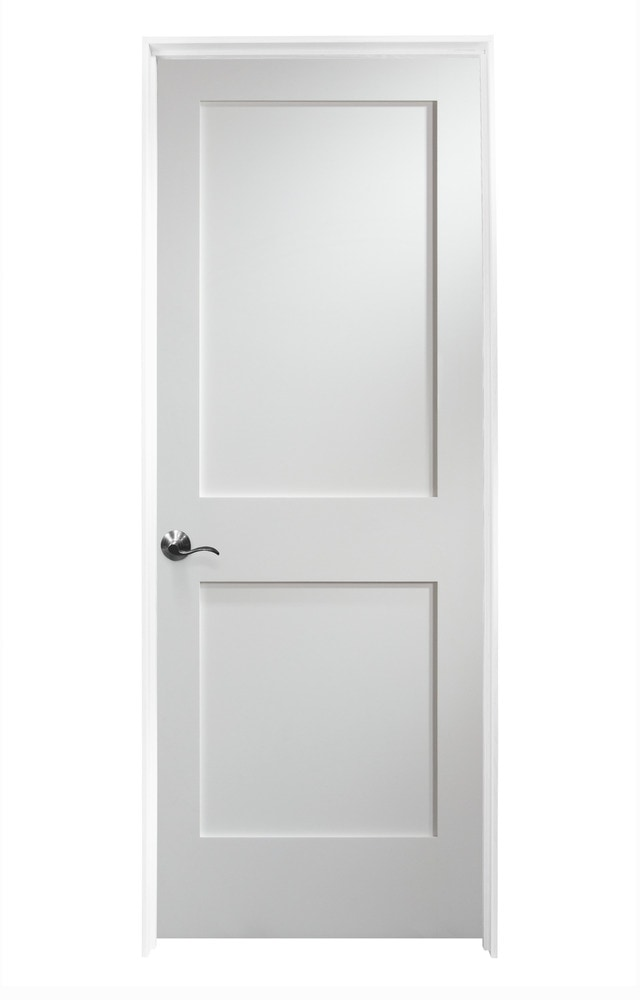 m2tm_ph_sku_15002889_56fac30f0770c  sc 1 st  BuildDirect & Woodport Doors Interior Doors - Knock Down Shaker Collection Painted ...