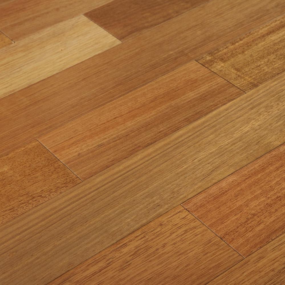 "Natural / Brazilian Oak / Premiere / 3 1/4"" Hardwood - Andes Collection 0"