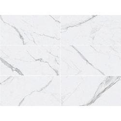 Torino Porcelain Tile Bianco Venatino II Series