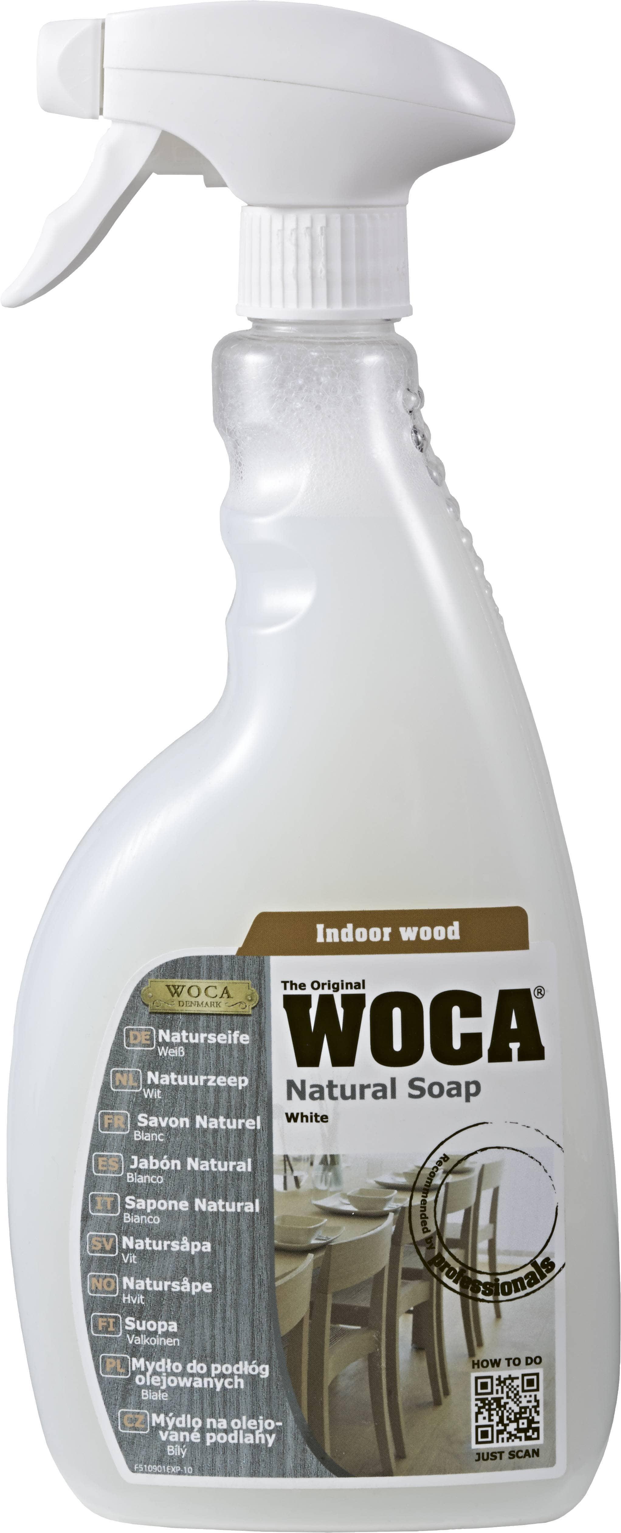 Soap in Spray 0.75 ltr / White Butcher Block Accessories 0