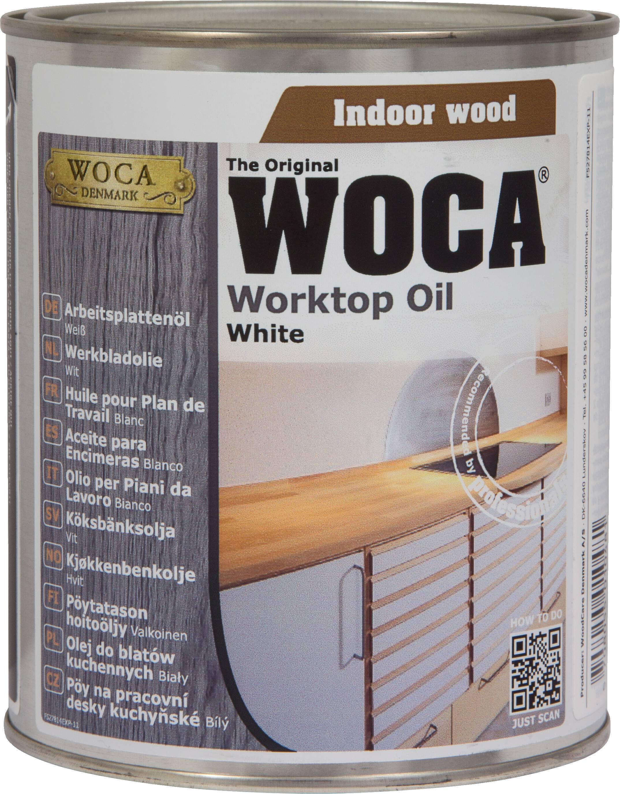 Worktop Oil, FDA Certified, .75 Ltr / White Butcher Block Accessories 0