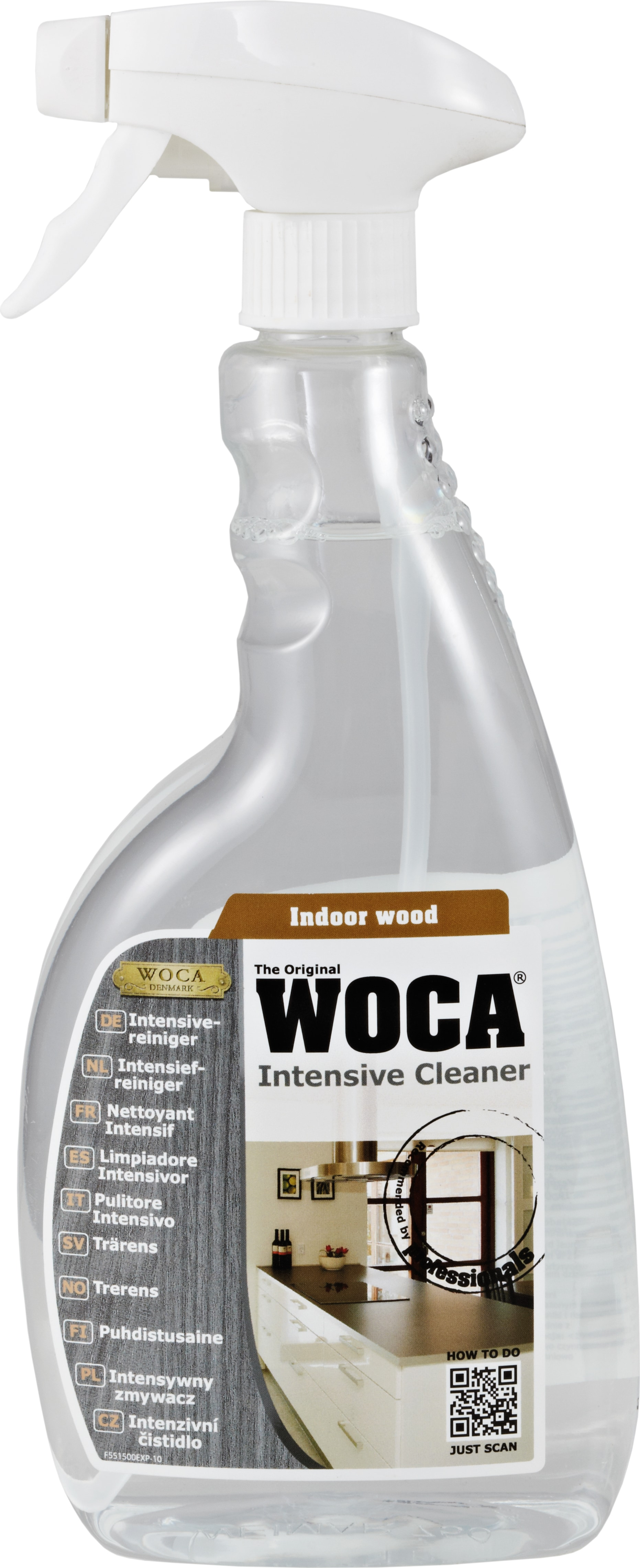 Intensive Cleaner Spray 0.75 ltr / Single Butcher Block Accessories 0