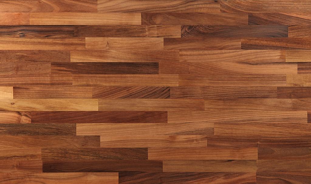 "European Walnut AB Pre-Oiled / 17/16"" x 25""x144"" Butcher Block Countertops - Appalachian Collection 0"