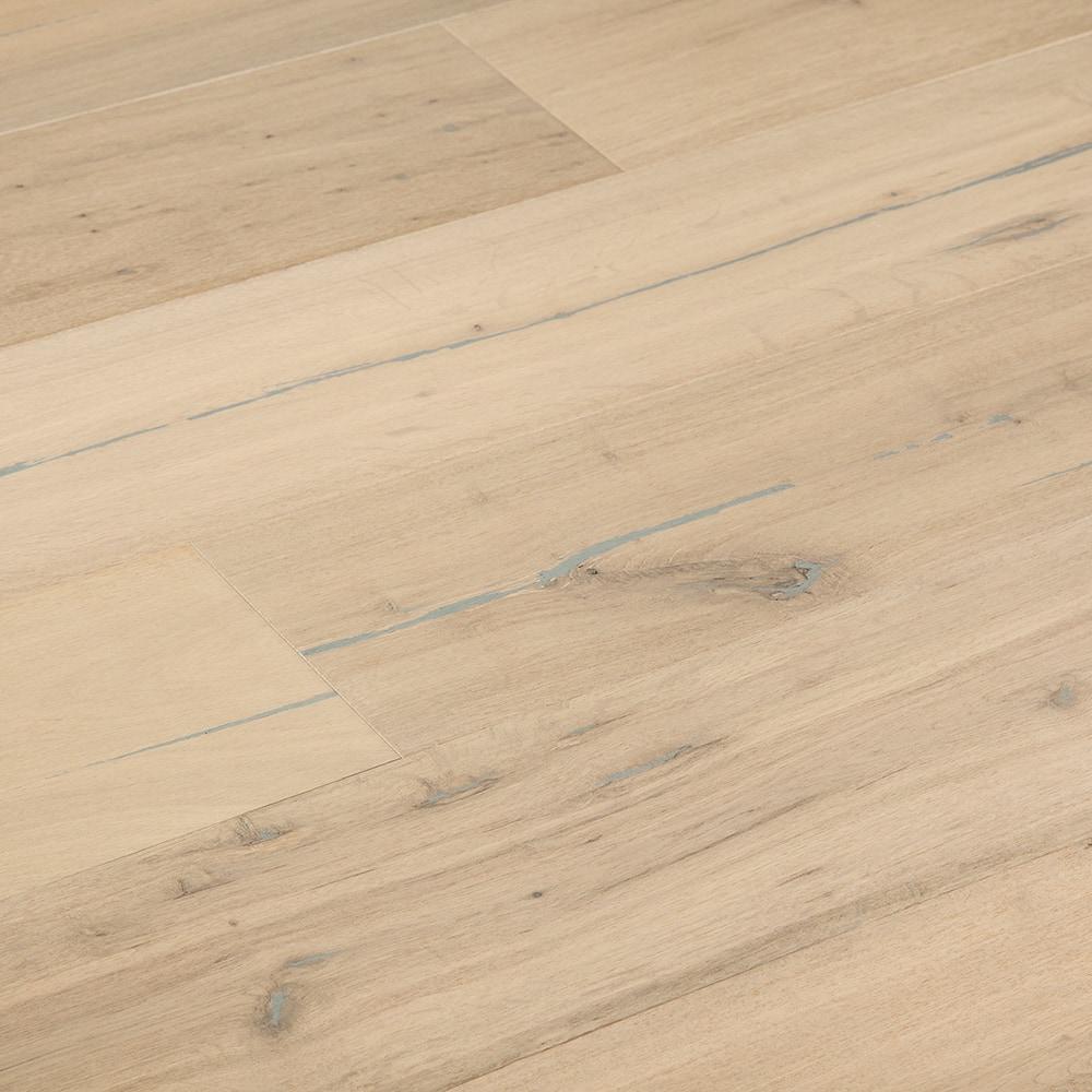 """Saddle / Oak / 7 1/2"""" Engineered Hardwood - Artisan Brushed Oak Collection 0"""