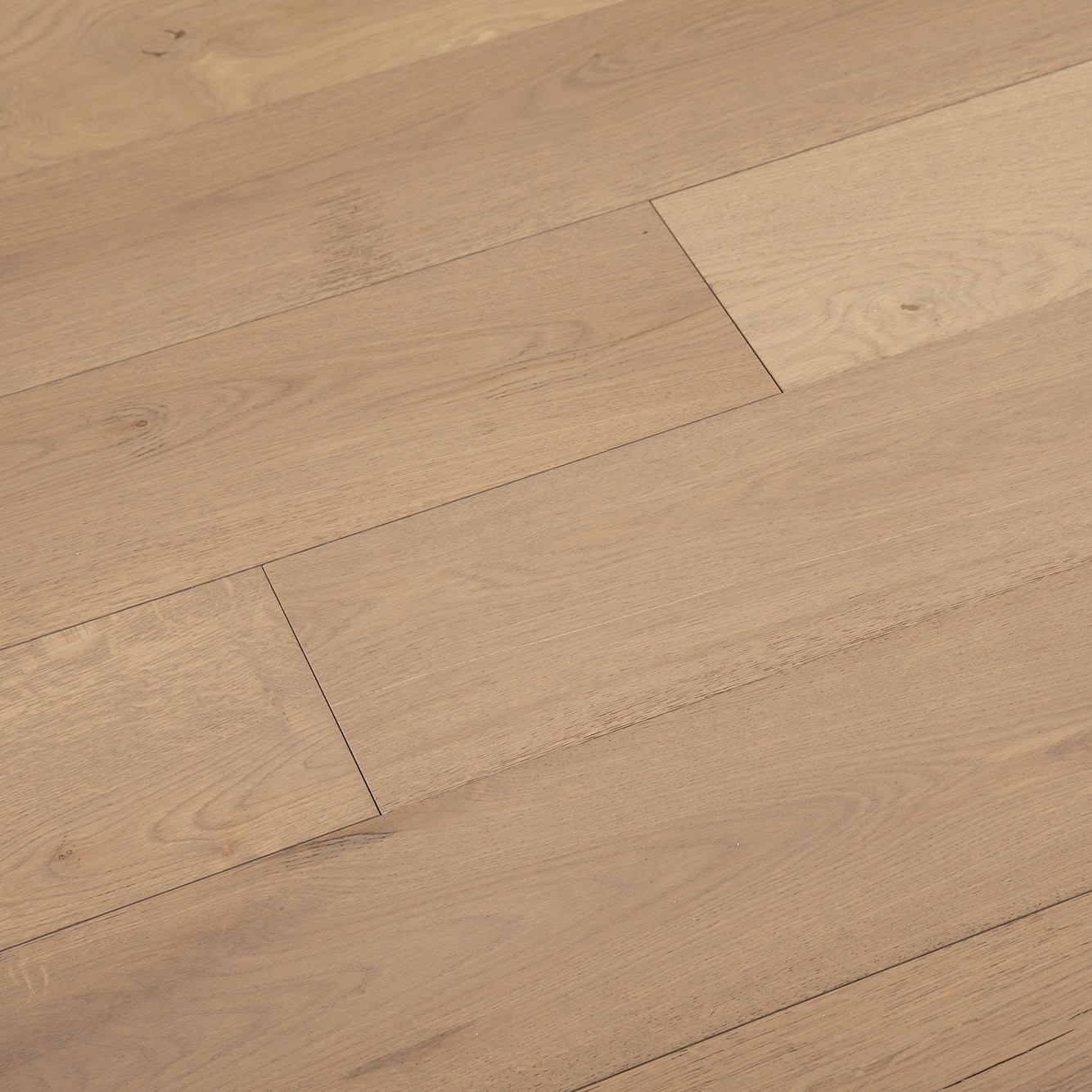 "4mm Pierre / Oak / 7 1/2"" Engineered Hardwood - Artisan Brushed Oak Collection 0"