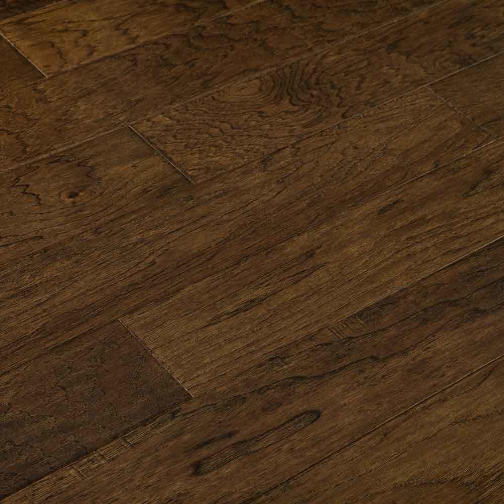 "Venice / Hickory / Distressed / 5"" Engineered Hardwood - Harbor Hickory Distressed Collection 0"