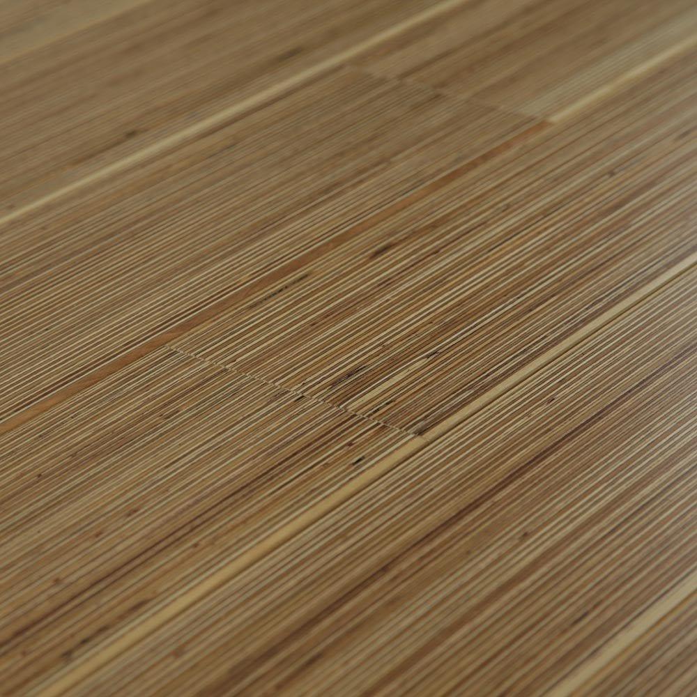 "Vertical Natural / Birch / 5"" Engineered Hardwood - Vertical Birch Collection 0"