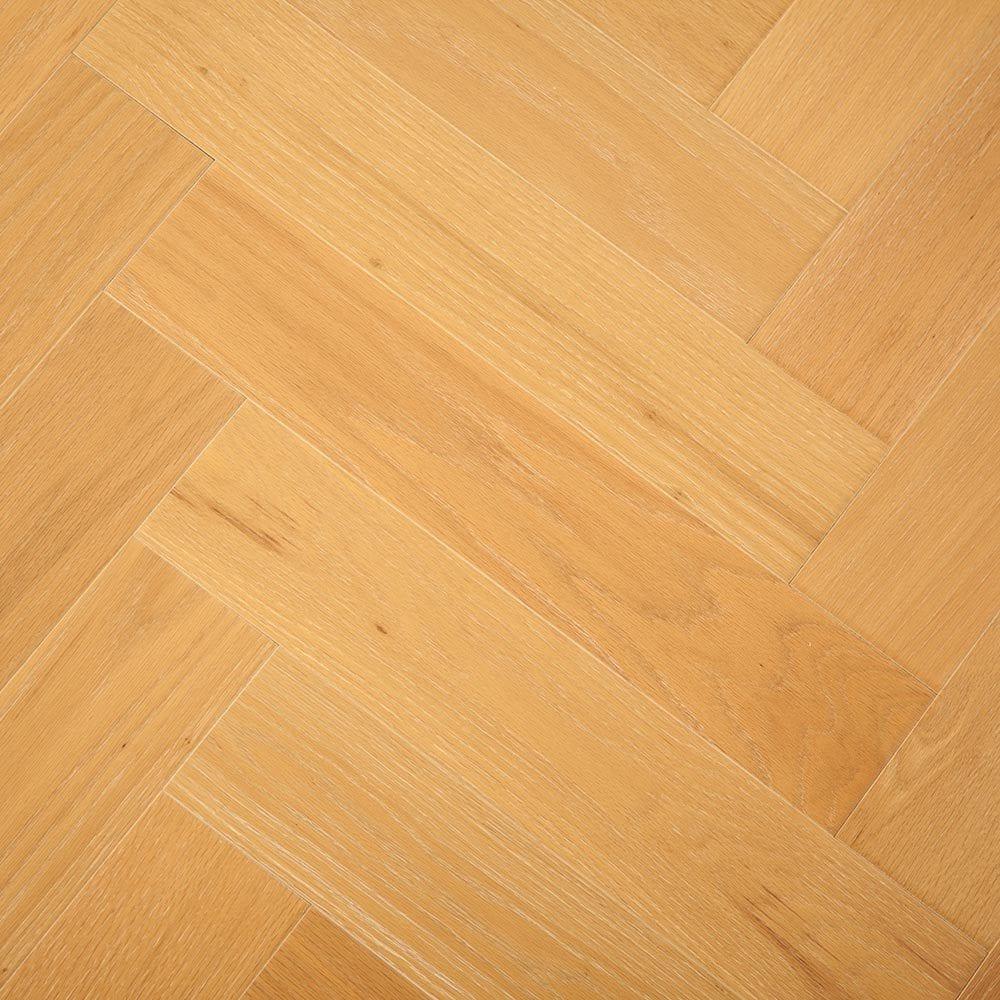 "Arizona Plateau / 4-3/4""X 23-5/8"" Engineered Hardwood - Oak Herringbone Collection 0"