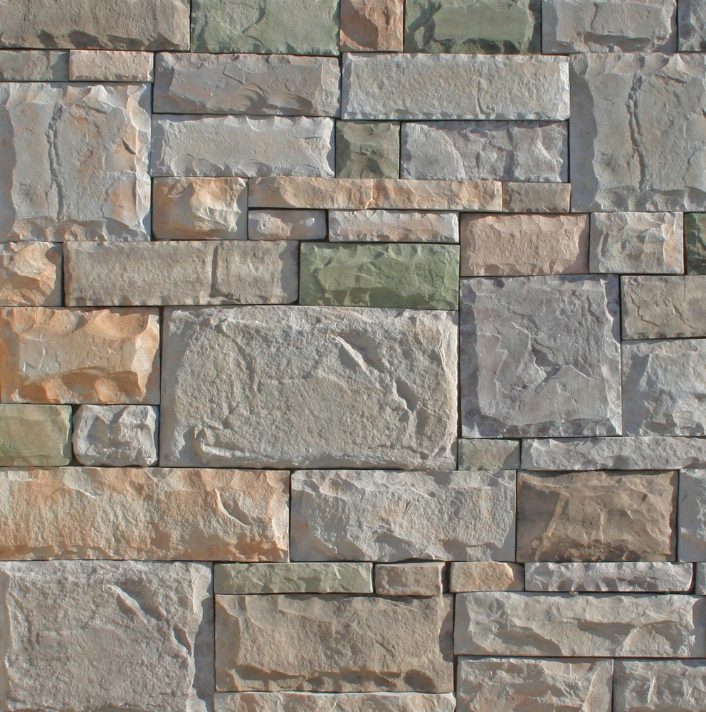 Kodiak mountain stone kodiak mountain stone manufactured for Manufactured veneer stone
