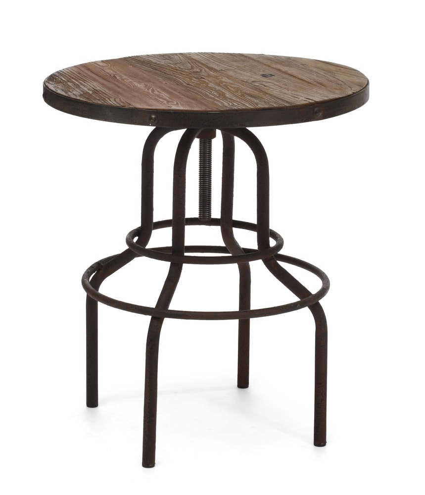 Zuo Modern Twin Peaks Dining Room Counter Table 1 Piece