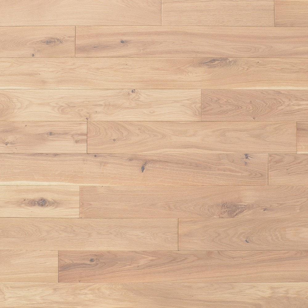 Jasper Hardwood European Brushed Oak Collection Natural Oak